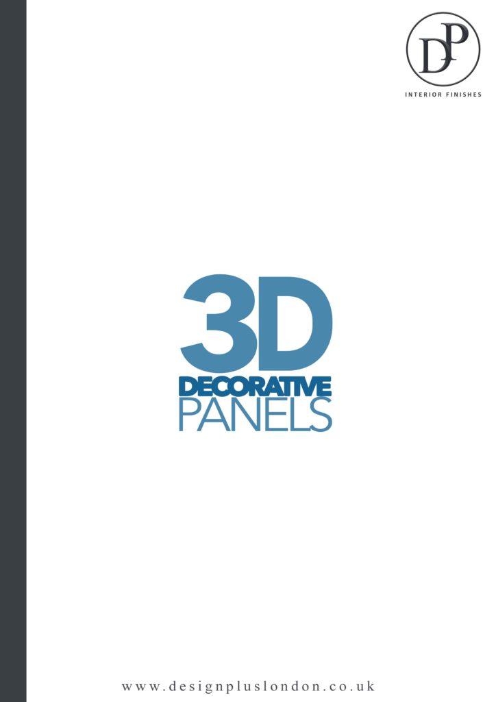 3d Decorative Panels Brochure
