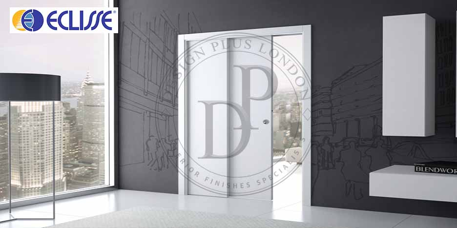 Eclisse Telescopic Pocket Door Design Plus London