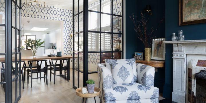 Metal Steel Windows Doors Design Plus London