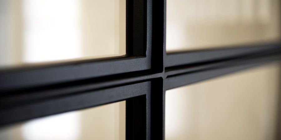 Steel Metal Windows and Doors Design Plus London