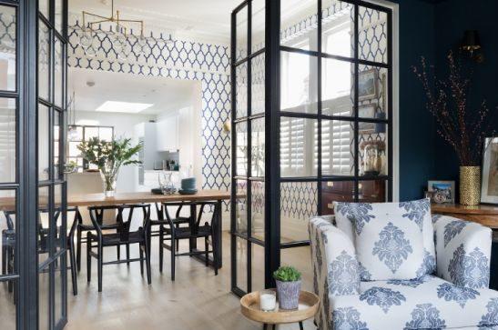 Metal Steel Windows Doors Design Plus London W20 Crittall style