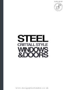 Steel Windows and Doors Metal Crittall Style Design Plus London