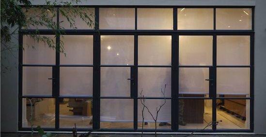 W20 Steel Metal Windows and Doors Design Plus London