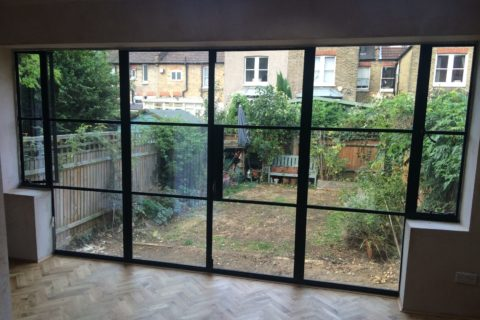 Metal Steel Windows Doors Design Plus London W20 Crittall style