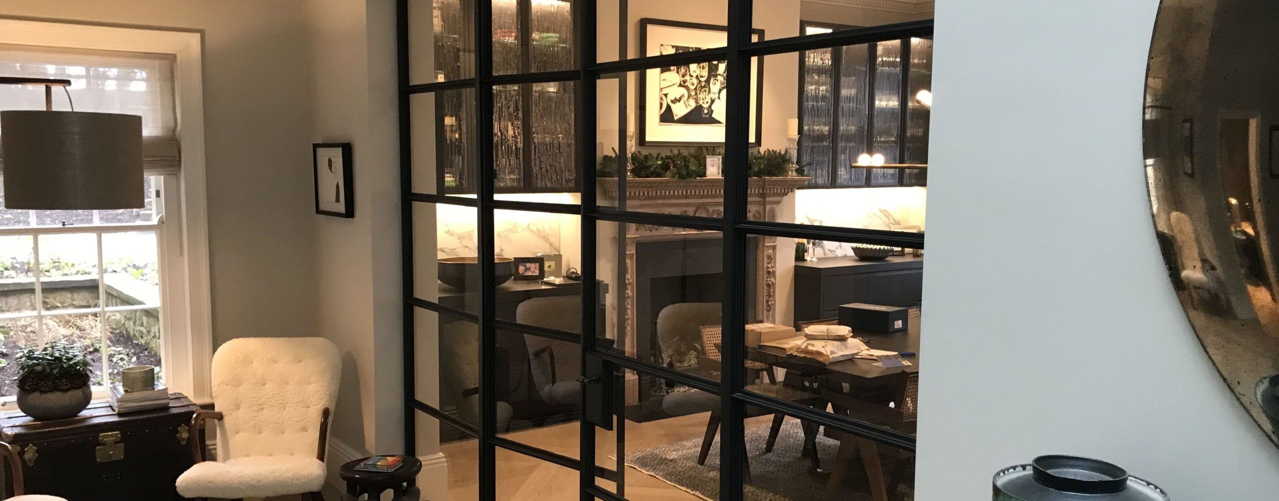 Design Plus steel doors crittall style HG5a 1