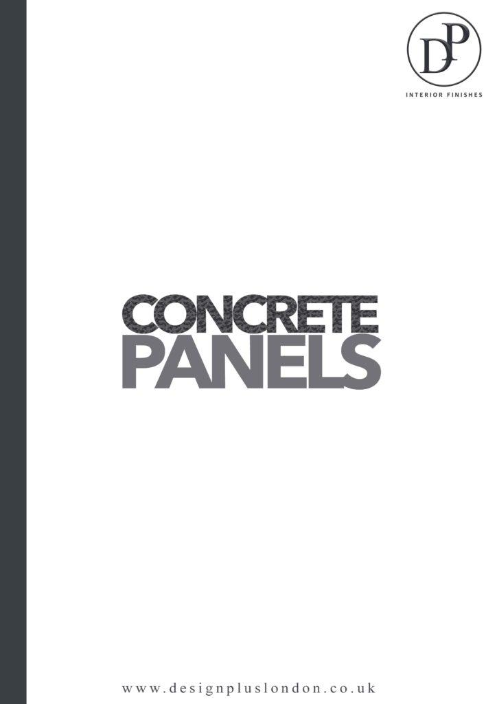Concrete Panels Brochure