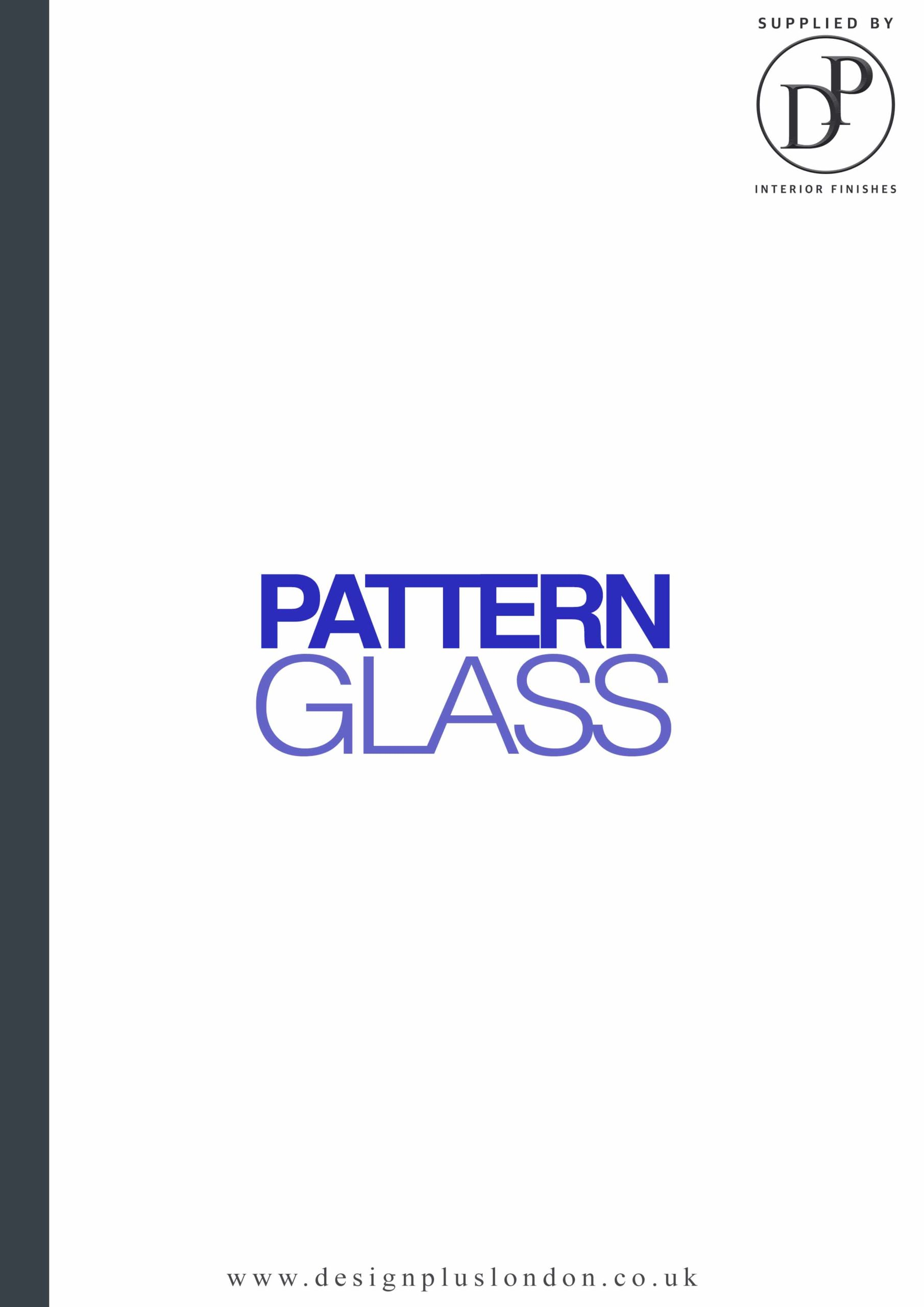 PATTERN Glass Design Plus London