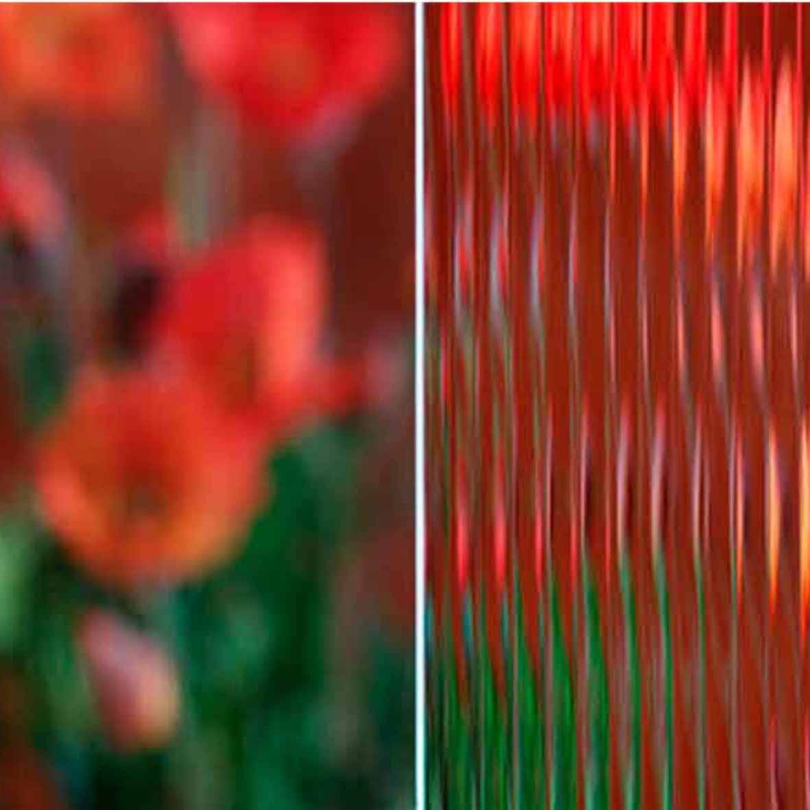 Thin Reeded Glass Design Plus London