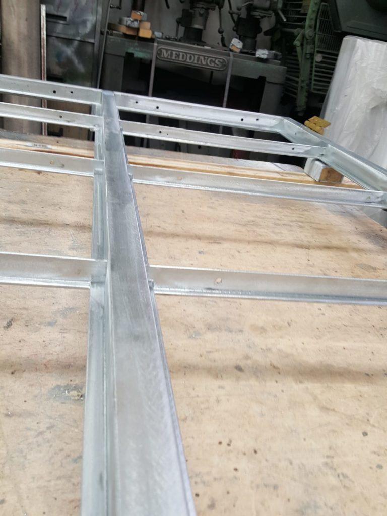 Metal Steel Windows and Doors W20 Profile Design Plus London