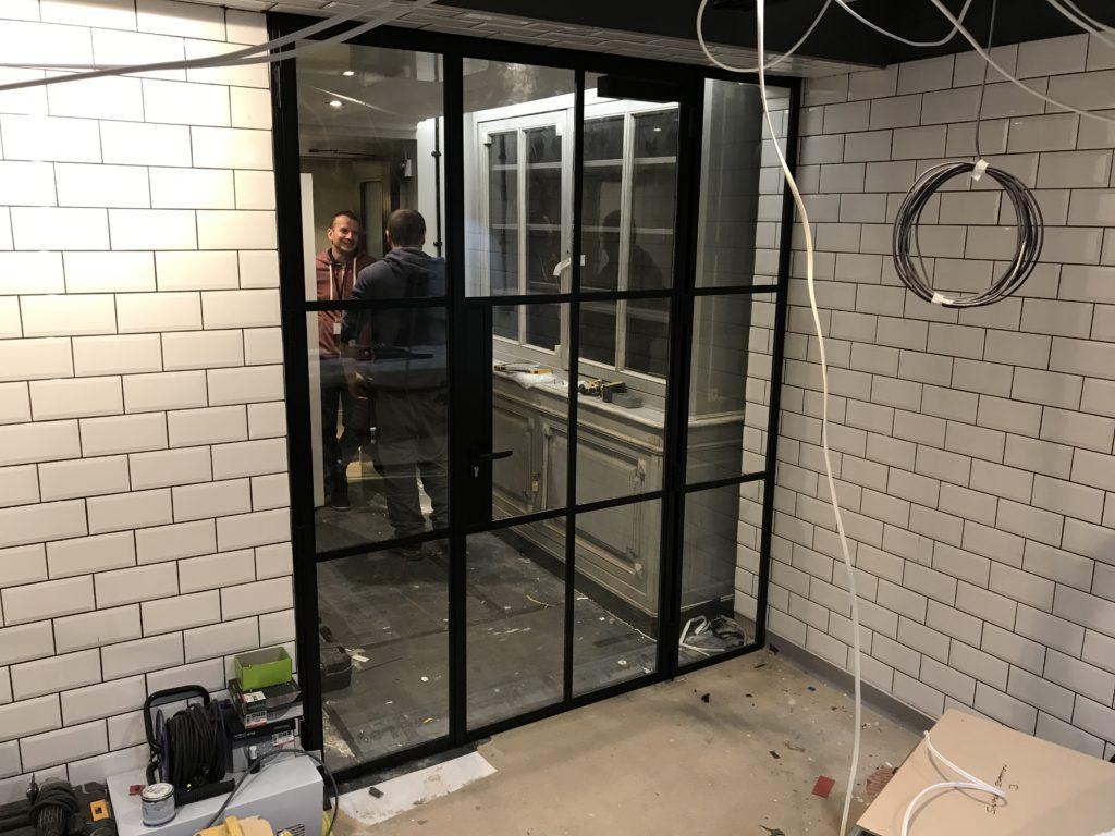 Steel Window and Door Langham Hotel 5