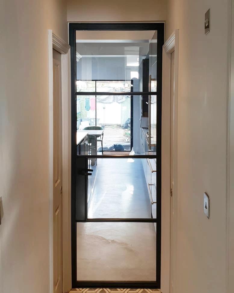 Internal Steel Door made to FD30 spec