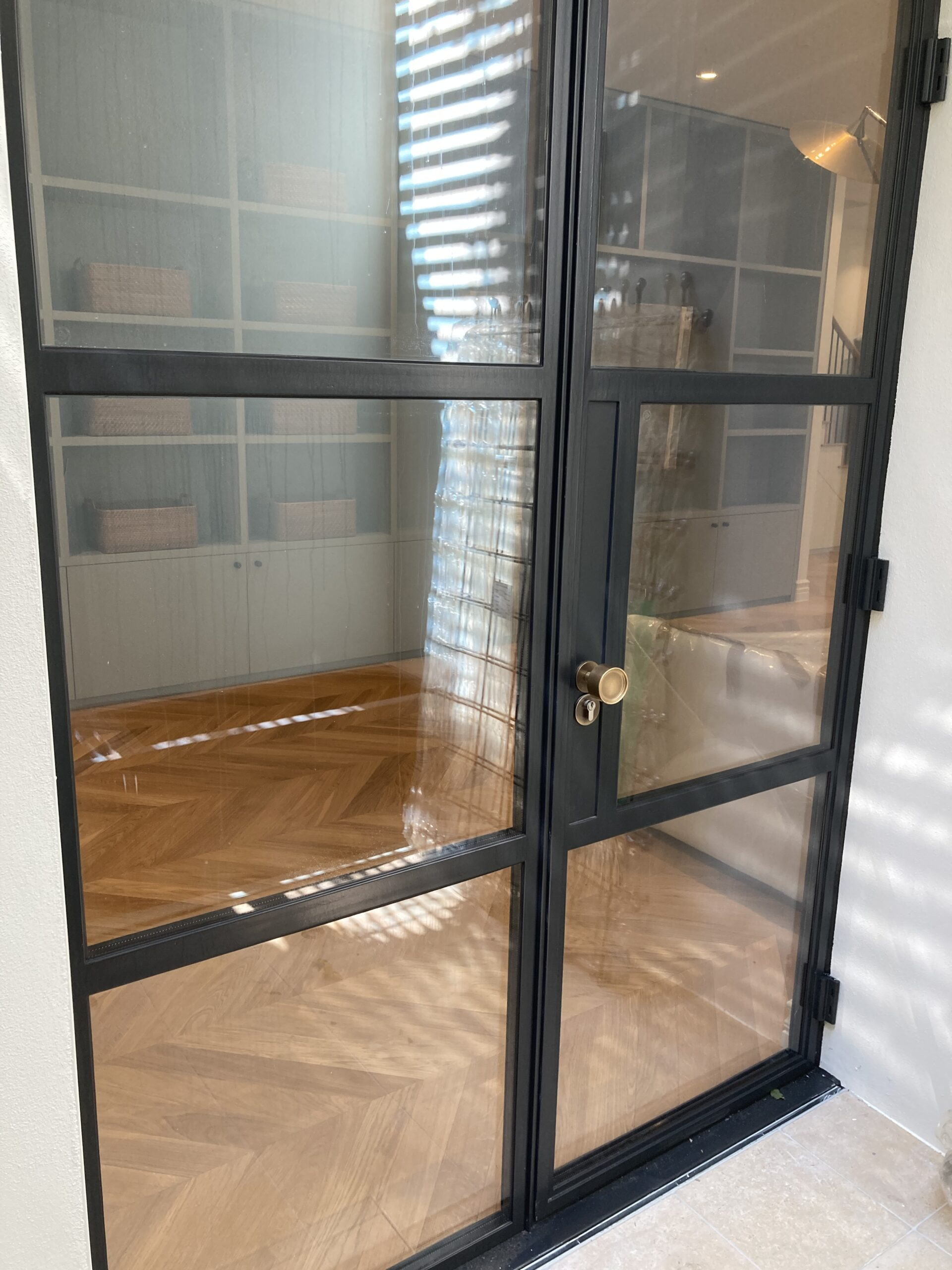 Original Steel Doors Thermal Break 58